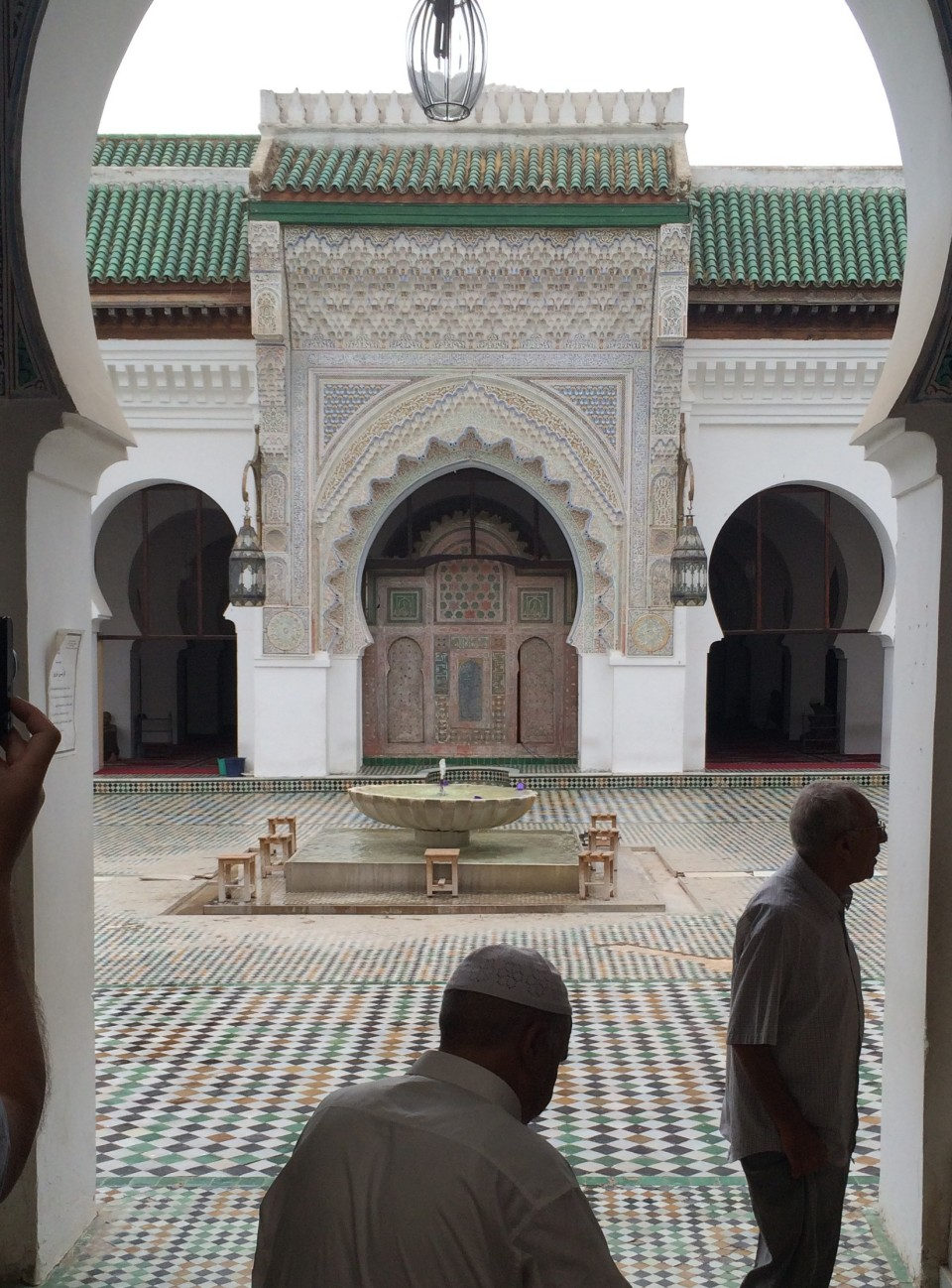 Kairaouine Mosque in Fes